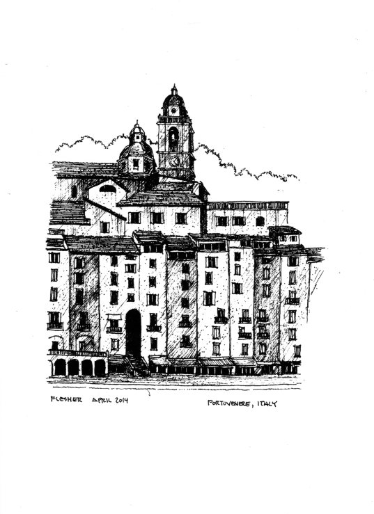 Portovenere, Italy 2014
