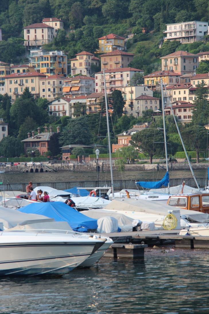 Views around the town of Como