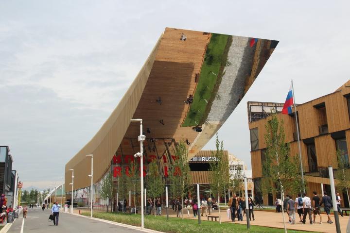 WORLD EXPO 2015, Russian Pavilion