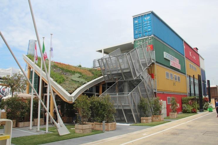 WORLD EXPO 2015, Holland Pavilion