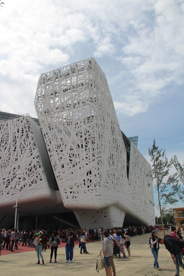 WORLD EXPO 2015, Italian Pavilion