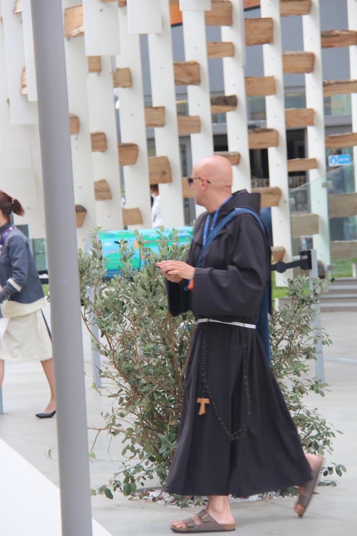 WORLD EXPO 2015, Funky Monk
