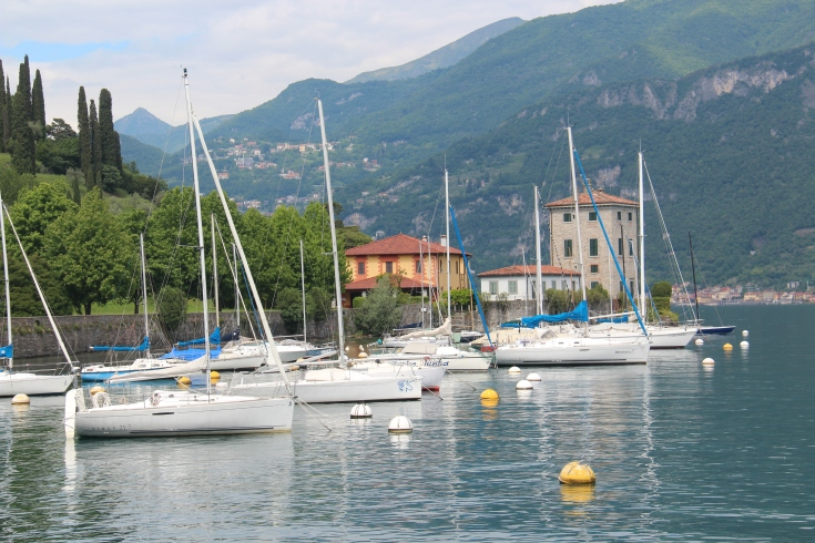 Pescallo, an old fishing village near Bellagio