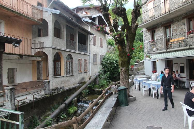Livo, Italy: Sant' Anna's Trattoria
