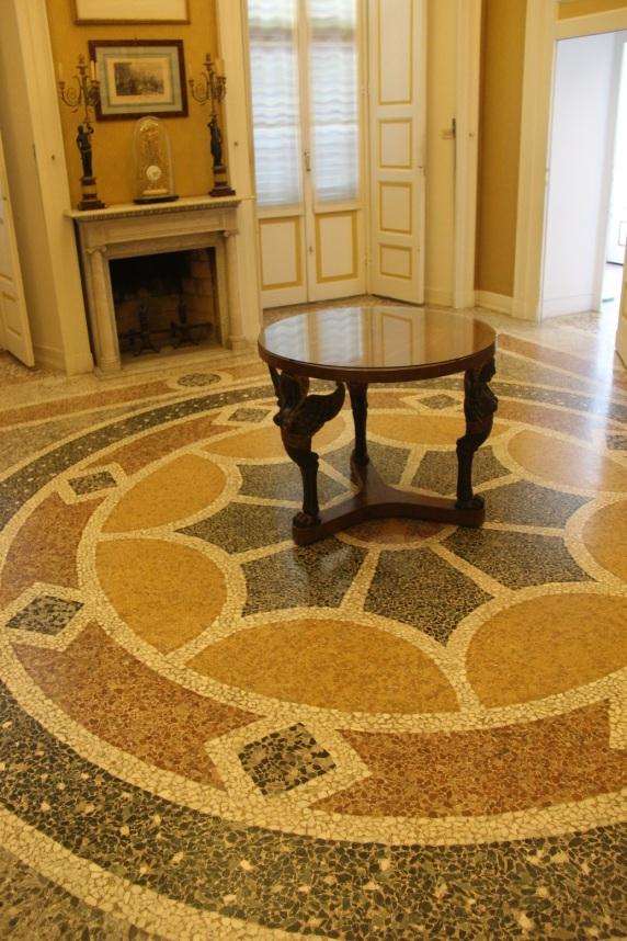 Villa Carlotta Terrazzo Floor