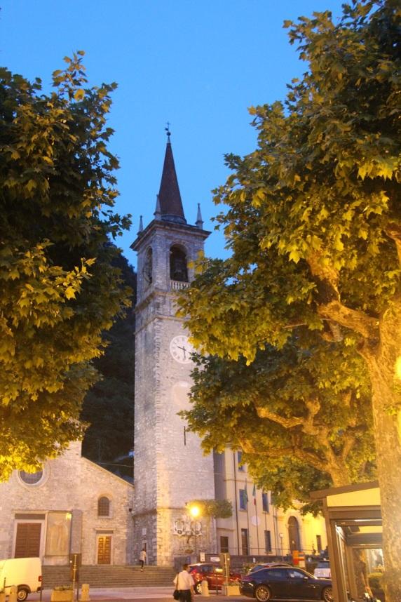 Varenna Church of San Giorgio