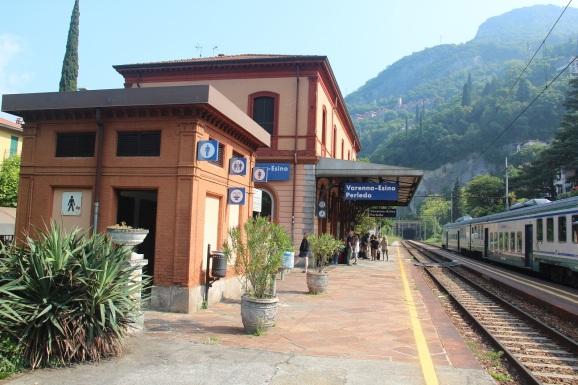 Varenna Train Station