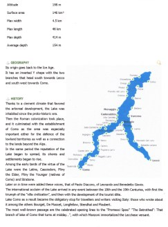 Lake Como Info
