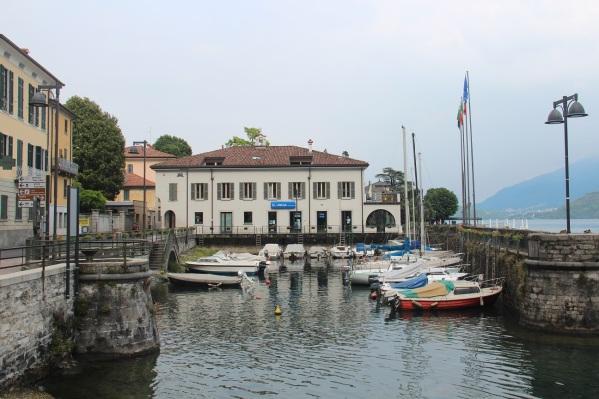 Dongo Harbor