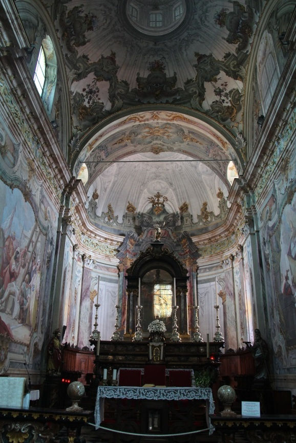 Domaso: Church of Saint Bertolomeo