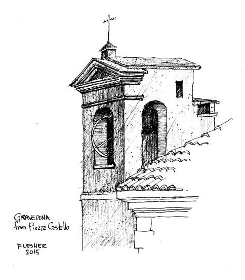 sketch Gravedona 2015