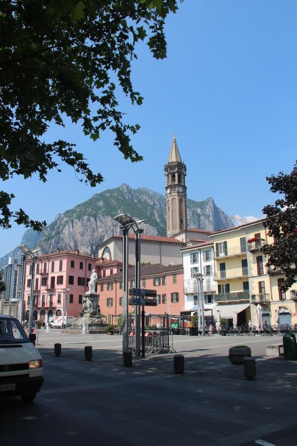 Lecco Town Center