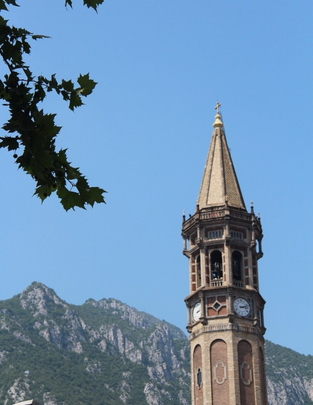 Lecco Cathedral Bell Tower