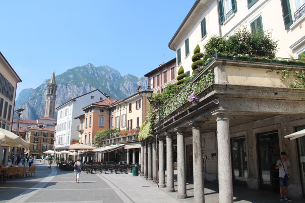 Lecco Town Center