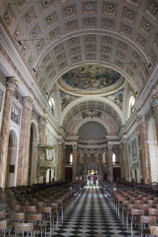 Lecco Cathedralof San Niccolo