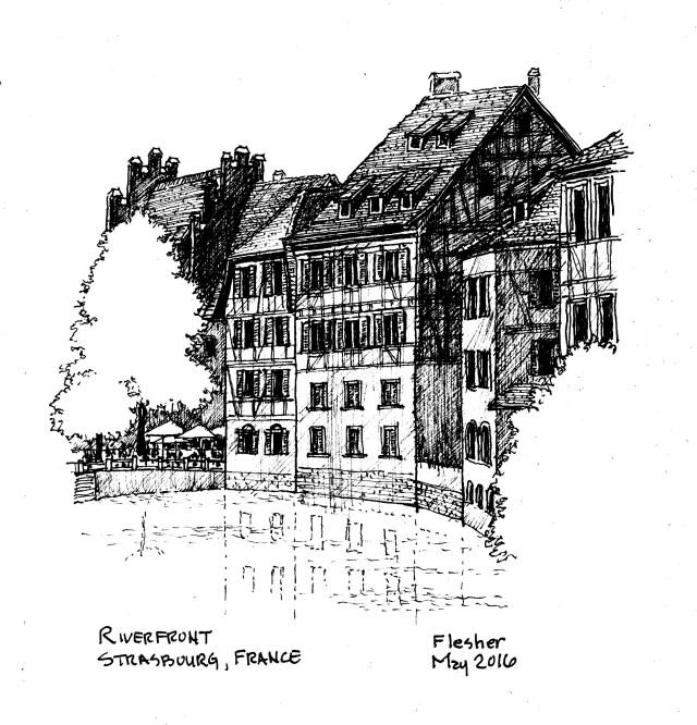 sketch Strasbourg 2016